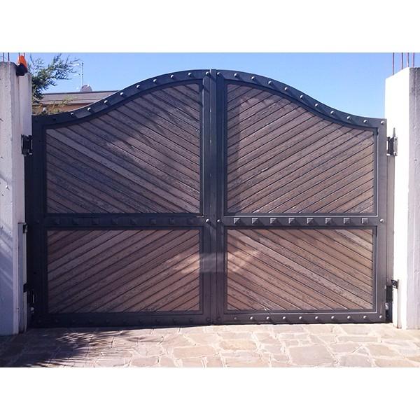 Extrêmement Cancelli recinzioni ringhiere acciaio inox e ferro Eboli Salerno WA47