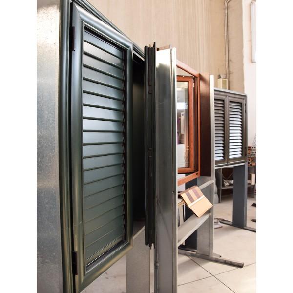 Finestre in alluminio fabulous prezzi finestre alluminio - Finestre alluminio anodizzato ...