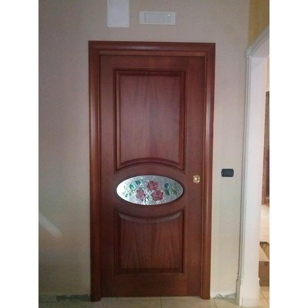 Estremamente Porte in legno interne ed esterne - Porte Blindate Salerno GG61